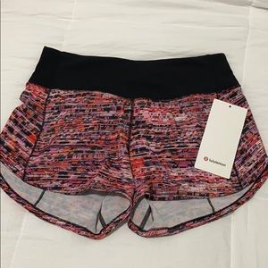 """lululemon athletica Shorts - brand new lululemon speed up mr short 4"""""""